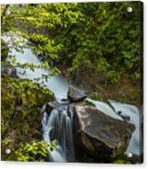 Cottonwood Falls Acrylic Print