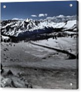 Cottonwood Pass Acrylic Print