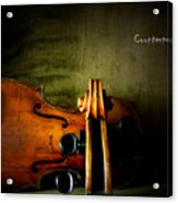 Counterpoint Acrylic Print
