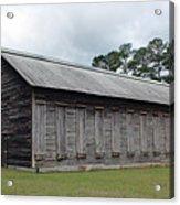 Country Barn - Well Used Acrylic Print