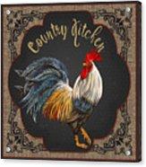 Country Kitchen-jp3764 Acrylic Print