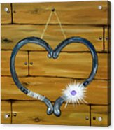 Country Love Acrylic Print