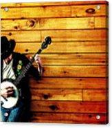 Country Music Acrylic Print