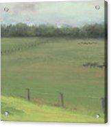 Country Quiet Acrylic Print
