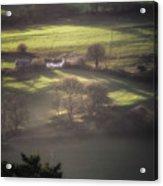 Countryside Dreaming Acrylic Print