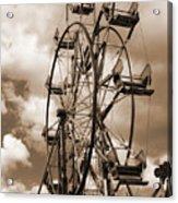 County Fair Acrylic Print