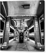 Court Street Subway Acrylic Print