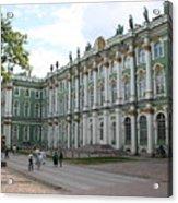 Courtyard Eremitage - Saint Petersburg Acrylic Print