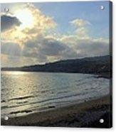 Cove Sunlight Acrylic Print