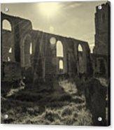 Covehithe Abbey Acrylic Print