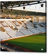Coventry City - Highfield Road - East Stand Swan Lane 3 - October 1994 Acrylic Print