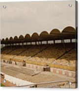 Coventry City - Highfield Road - North Side Thackhall Street Stand 1 - May 1969 Acrylic Print