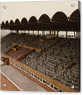 Coventry City - Highfield Road - South Side Main Stand 1 - 1969 Acrylic Print