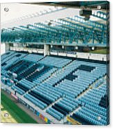 Coventry City - Highfield Road - South Side Main Stand 3 - August 1997 Acrylic Print