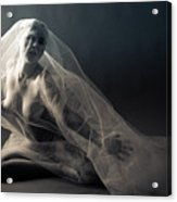 Covered Nude Acrylic Print