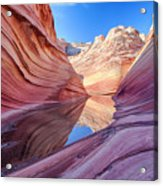 Coyote Buttes 5 Acrylic Print