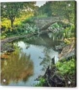 Stewart  Bridge Acrylic Print