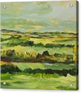Cranbrook Acrylic Print