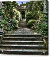 Cranbrook Staircase Acrylic Print