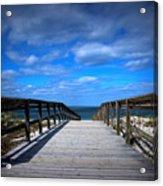 Crane Beach Acrylic Print
