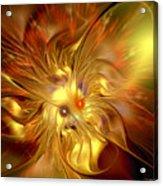 Cranial Supernova Acrylic Print