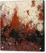 Crater #6 Acrylic Print