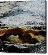 Crater Island Acrylic Print