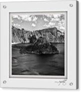 Crater Lake 17 Acrylic Print