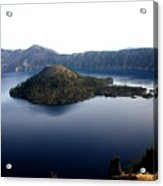 Crater Lake 2 Acrylic Print