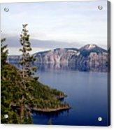 Crater Lake 3 Acrylic Print