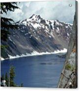 Crater Lake 6 Acrylic Print