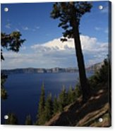 Crater Lake 7 Acrylic Print