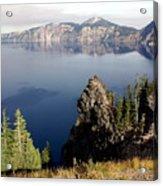 Crater Lake 7 Acrylic Print