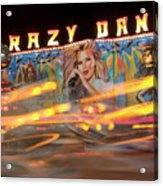 Crazy Dance Acrylic Print