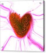 Crazy Love Acrylic Print