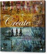 Create Acrylic Print
