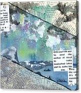 Creation II Acrylic Print