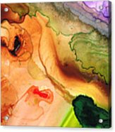 Creation's Embrace Acrylic Print