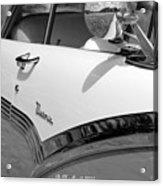 Creative Chrome - 1956 Ford Fairlane Victoria Acrylic Print