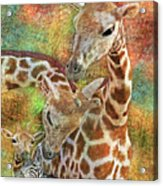 Creatures Great And Small Acrylic Print