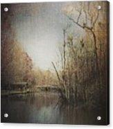 Creekside  Acrylic Print