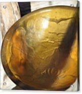 Cremonial Bowl Acrylic Print