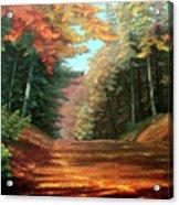 Cressman's Woods Acrylic Print