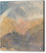 Crichton Castle Acrylic Print