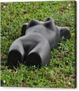 Crime Scene Investigation Acrylic Print