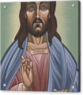 Cristo Pantocrator 175 Acrylic Print
