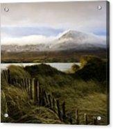 Croagh Patrick, County Mayo, Ireland Acrylic Print