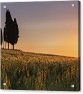 Croce Di Prata Acrylic Print