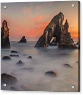 Crohy Head Sea Arch Acrylic Print