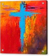 Cross 3 Acrylic Print